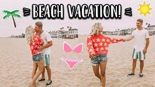A WEEK AT THE BEACH! SUMMER VACATION!