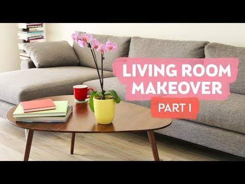 Living Room Makeover Part 1: Article Furniture Review | Sea Lemon
