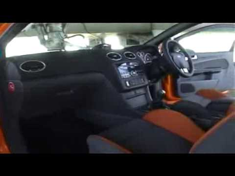 Hot hatch winner – Ford Focus