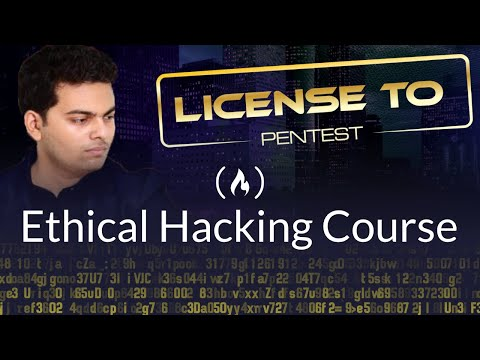 License To Pentest: Ethical Hacking Course For Beginners - YouTube