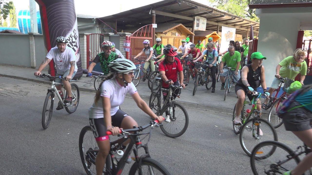 Na kolesách proti rakovine po prvýkrát v Senici (video)