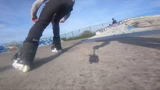 Inline Skate Video W/ Twist