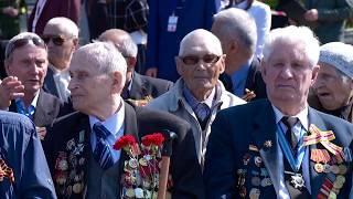 В Южно-Сахалинске отметили 74-ю годовщину окончания Второй Мировой войны