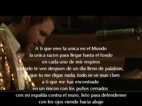 A te   Lorenzo Jovanotti  Lyrics Español