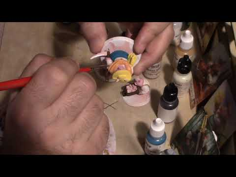 Paint & Coffee The Grimm Forest Part 22