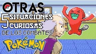 Otras 5 situaciones curiosas de los combates Pokémon
