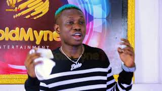 ZLATAN IBILE SHOWS THE EASY WAY TO DO THE ZANKU LEGWORK DANCE