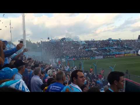 """""""Temperley Recibimiento Temperley Vs All Boys 24/11/2014"""" Barra: La Inimitable • Club: Atlético Tucumán"""