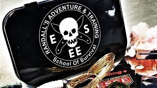 ESEE Altoids Survival Kit And 5 Changes Id Make: Altoids Tin For Wilderness Emergency, Bug Out Bags