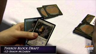 Grand Prix Atlanta 2014 - Draft #2 with Shaun McLaren
