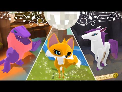 Animal Jam Play Wild Dances with Fitting Music