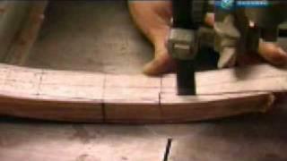 ¿Cómo se fabrica un arco?