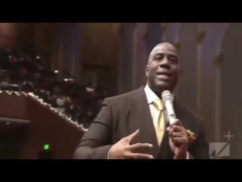 Church  Ap Magic Johnson