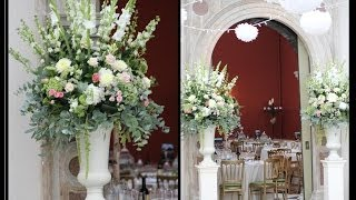 preview picture of video 'hampton court house wedding 2013 rustic, wild and original'
