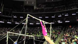 Tabea Alt (GER) - Uneven Bars - 2016 AT&T American Cup