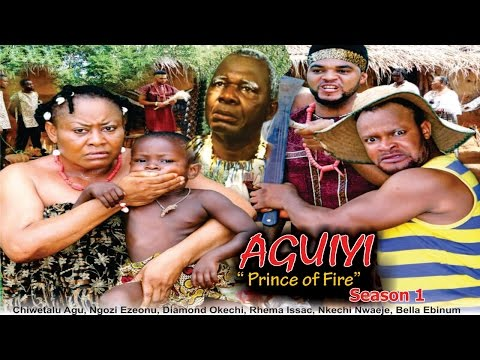 Prince of Fire (Aguiyi)  - 2016 Latest Nigerian Nollywood Movie