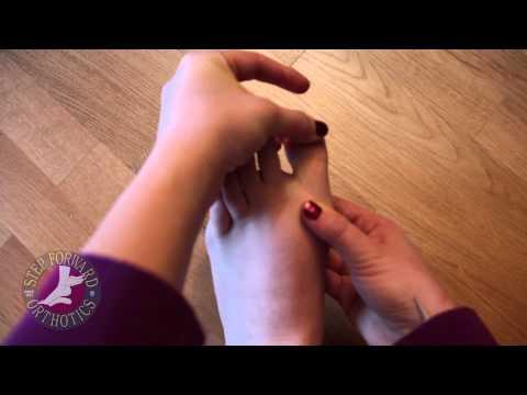 Walgusnyje die Füsse der Beine