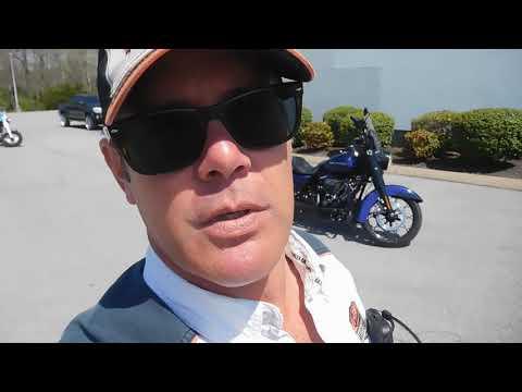 2020 Harley-Davidson Touring Road King Special at Bumpus H-D of Murfreesboro