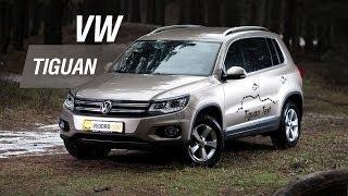 Volkswagen Tiguan - Обзор Автомобиля, Мнение и Впечатления - VEDDROIMHО на Veddro.com