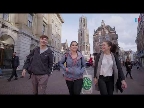 HU University of Applied Sciences Utrecht video
