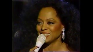 DIANA ROSS  Lady Sings the Blues/ God Bless the Child / My Man- AMA's