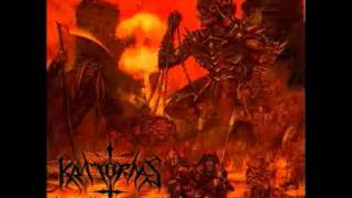 KRATORNAS - Darkness And Dust