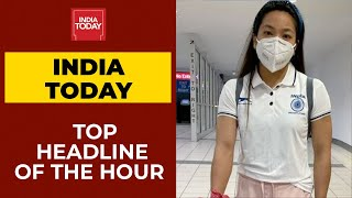 Mirabai Chanu Super Exclusive On India Today; Ground Report From Tokyo 2020 Olympics  Top Headlines