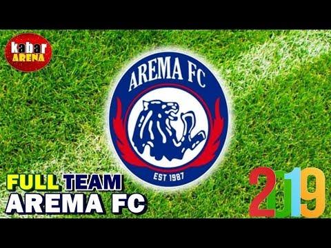 Resmi | Daftar Pemain Arema FC 2019 | Transfer Liga 1 Indonesia | Aremania