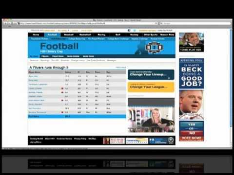Head2Head Fantasy Football: How it Works!