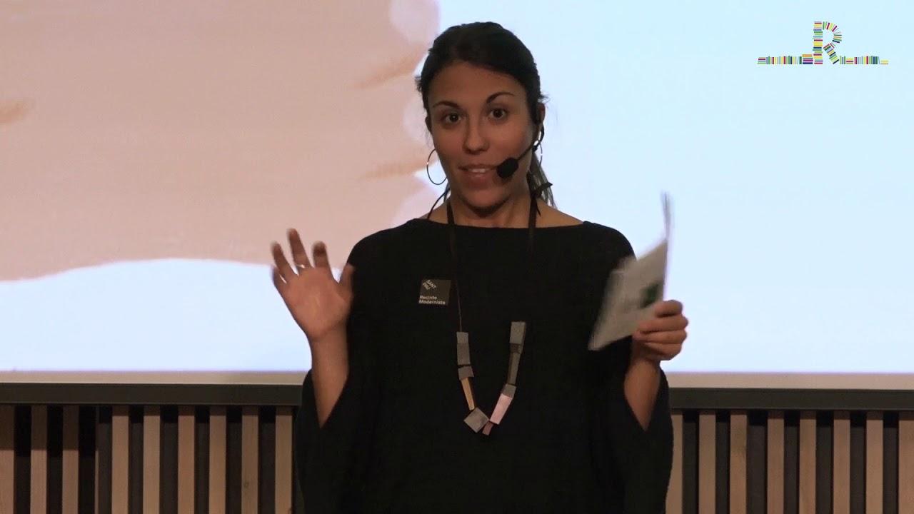 Marta Roig - Els 5 camins per (r)evolucionar la biblioteca escolar!