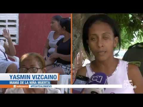 Indignación por Génesis Rúa, la niña de 9 años que fue asesinada en Fundación, Magdalena