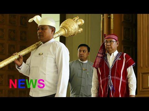 Myanmar Civilian leader in hiding vows 'revolution' against junta