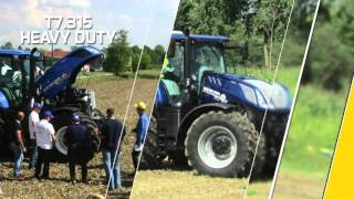 NEW HOLLAND BEST OF 2015