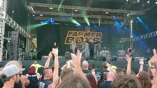 Farmer Boys - here comes the pain - summerbreeze 2018 #sboa