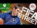 Gameplay Jogando Aquele Fifa Steet No Xbox 360 E Olha Q