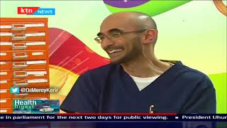 Journey of Dr. Hussein Dasaji, a medical student paralyzed from the neck | HEALTH DIGEST