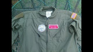 My Review Of The US Military Flight Suit (FDU)