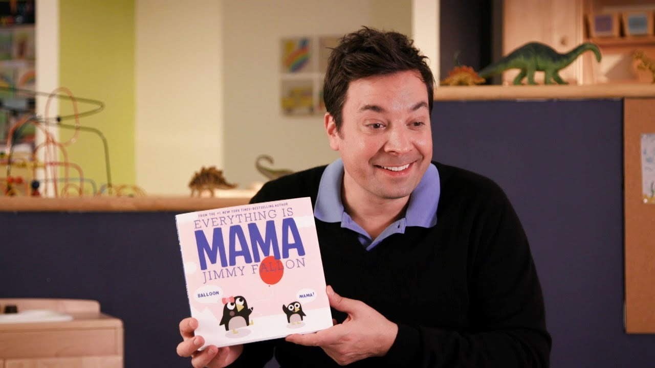 """Jimmy Debuts His New Book """"Everything Is Mama"""" thumbnail"""