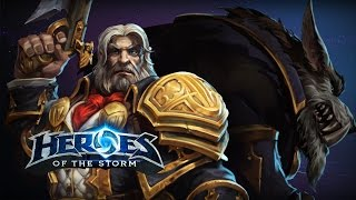 ♥ Heroes of the Storm - Greymane, Learning To Mix Drinks