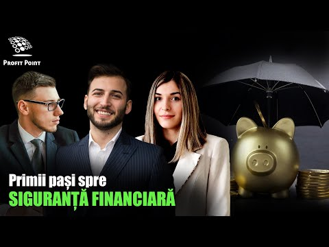Siguranta Financiara - Investitii la bursa pentru venituri pasive - Educatie Financiara 2021