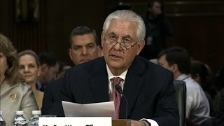 Tillerson: Russia poses a