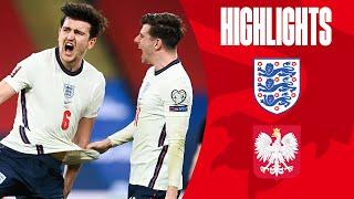 Inggris 2-1 Polandia Pekan 3