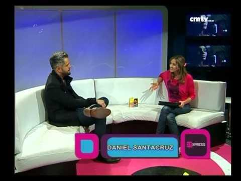 Daniel Santacruz video Entrevista CM - Septiembre 2014