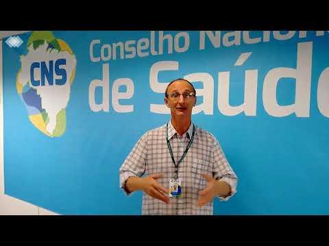 1ª Conferência Nacional de Vigilância em Saúde (CNVS)