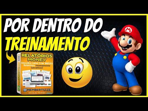 CURSO RELATRIOS MONEY   REVIEW REA DE MEMBROS