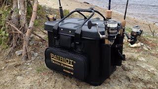 Рыболовные сумки patriot