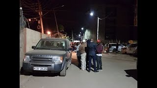 BREAKING NEWS: Reports indicate that IEBC's Chris Msando feared for his life; his car found