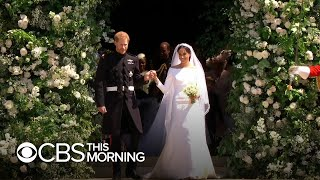 """Harry and Meghan stepping back from Royal family was """"inevitable"""""""