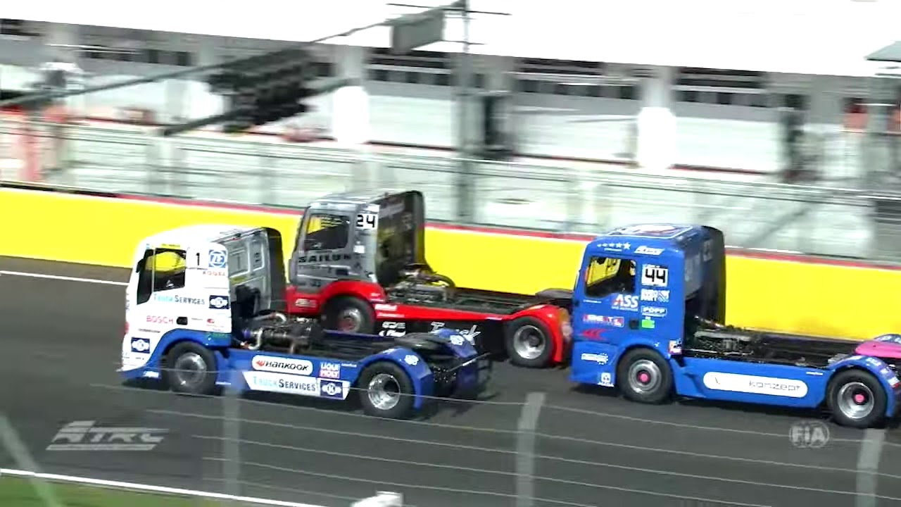 IVECO takes on 'Hungaroring 2017'
