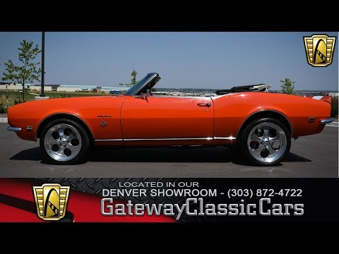 1968 Chevrolet Camaro for Sale - CC-1015981